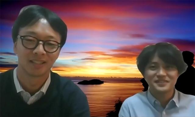 綾城圭さん&三好保津さん