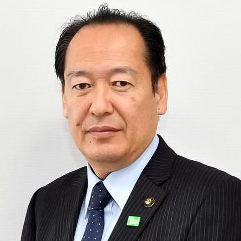 戸羽太(陸前高田市長)