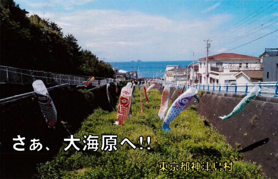 「さぁ、大海原へ!!」刈茅 誠さん
