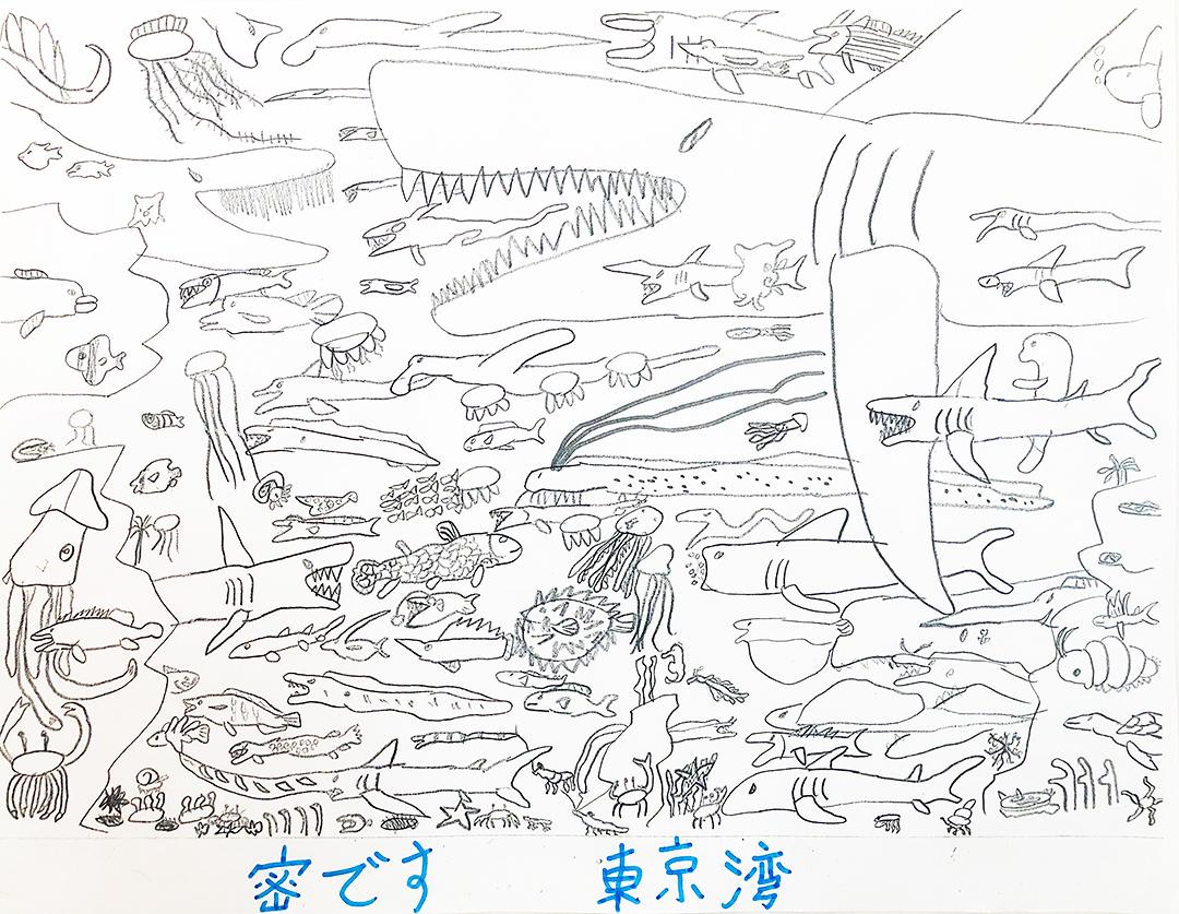 うみぽす2020 東京エリア賞 横尾 海さん